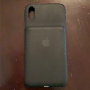 iPhone XS Max smart batter case